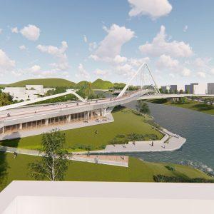 Расписан тендер за главни пројекат моста у Доцу