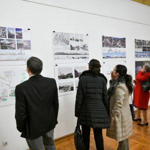 Отворена изложба идејних рјешења будуће пјешачке зоне