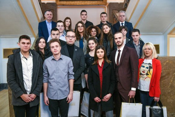 Svetosavske nagrade za najbolje srednjoškolce