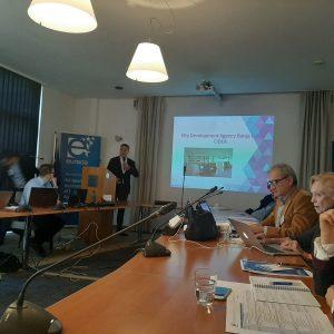 Представници CIDEA на скупу у Бриселу
