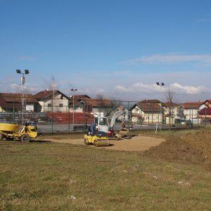 Почела изградња дјечијег игралишта у Ади