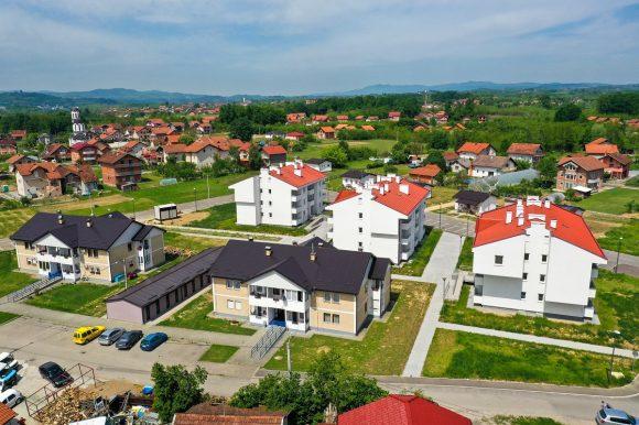Куљани: Изграђено 48 станова за социјално збрињавање