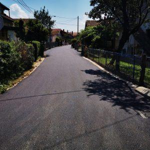 Нови асфалт у Земунској улици