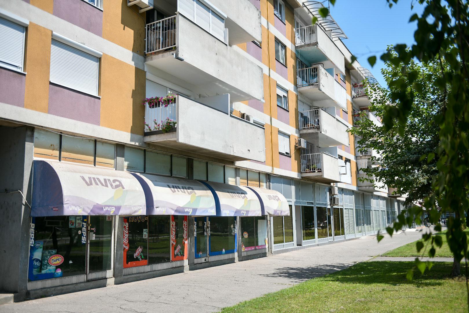 Poslovni prostor u Bulevaru Živojina Mišića broj 19