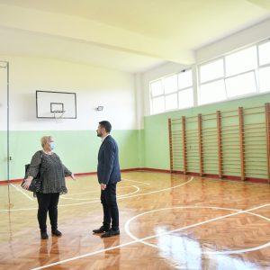 Уложено 120.000 КМ: Обновљена школа у Стричићима