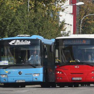 Од јутрос јавни превоз у пуном капацитету