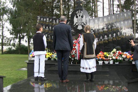 Помен за погинуле борце са подручја Пискавице и Залужана