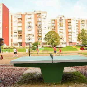 Насеље Симе Матавуља: Бројни садржаји за рекреативце